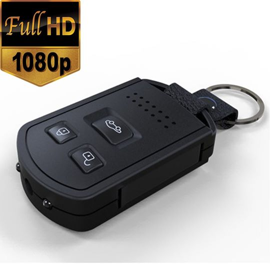 Llavero camara Espia Full HD Audio y Video